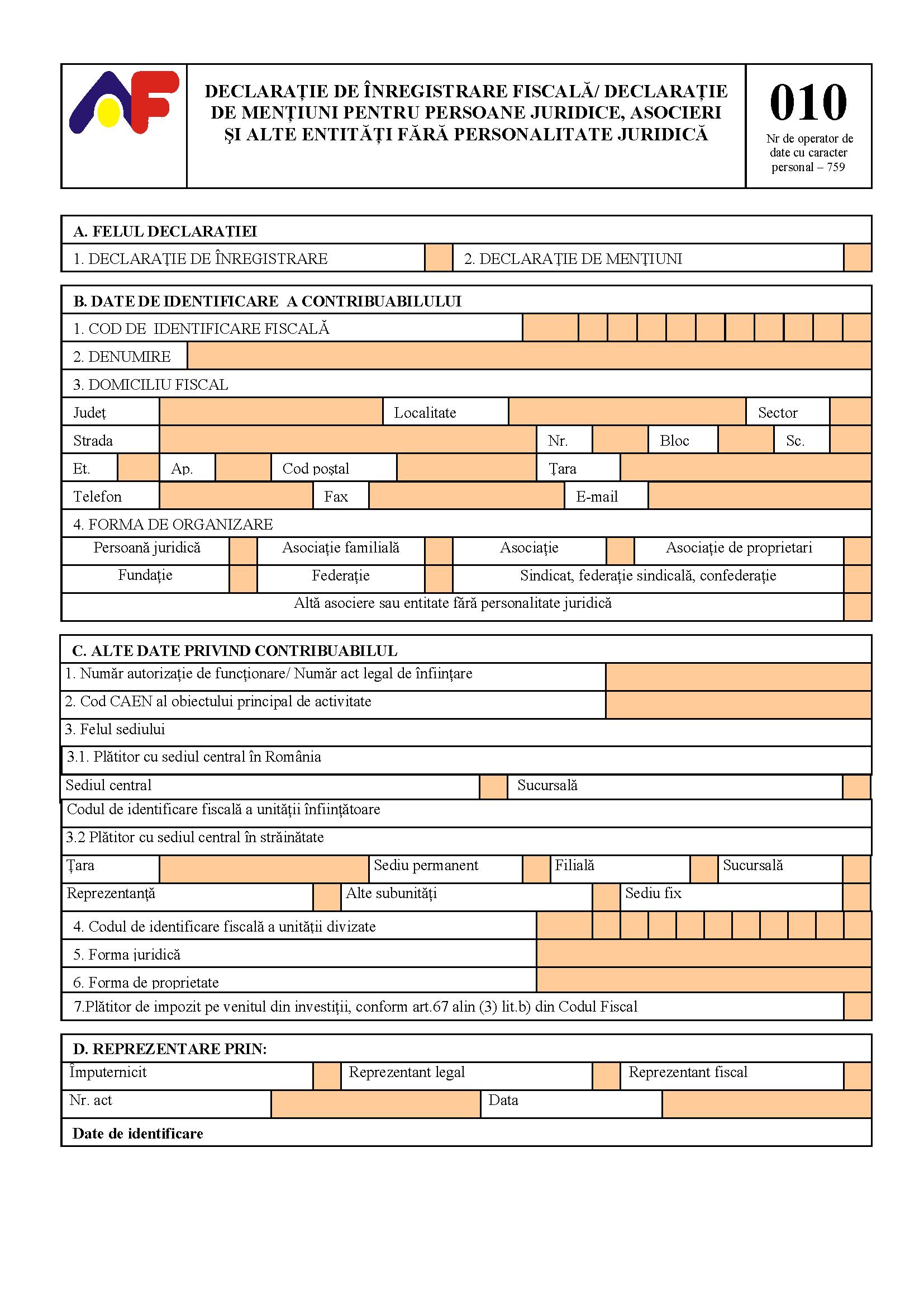 Procedura de înregistrare în scopuri de TVA pentru societăți | Grecu si Asociatii