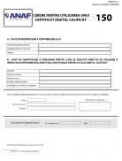 Formular 150