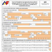Procedura de inregistrare, la cerere, in scopuri de taxa pe valoarea adaugata, a persoanelor impozabile carora le-a fost anulata inregistrarea in scopuri de TVA pentru neevidentierea, in deconturile de taxa depuse, a niciunei operatiuni realizate